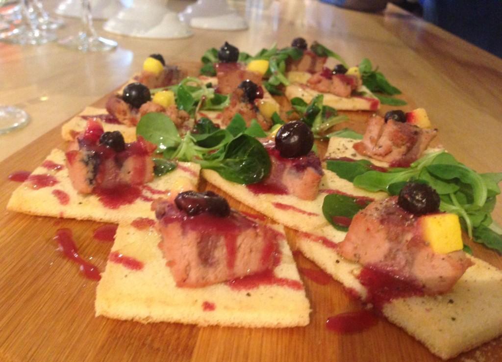 Foie de La Maison du Canard en Plaza Goya. Blog de moda y eventos de Zaragoza Increible pero cierzo