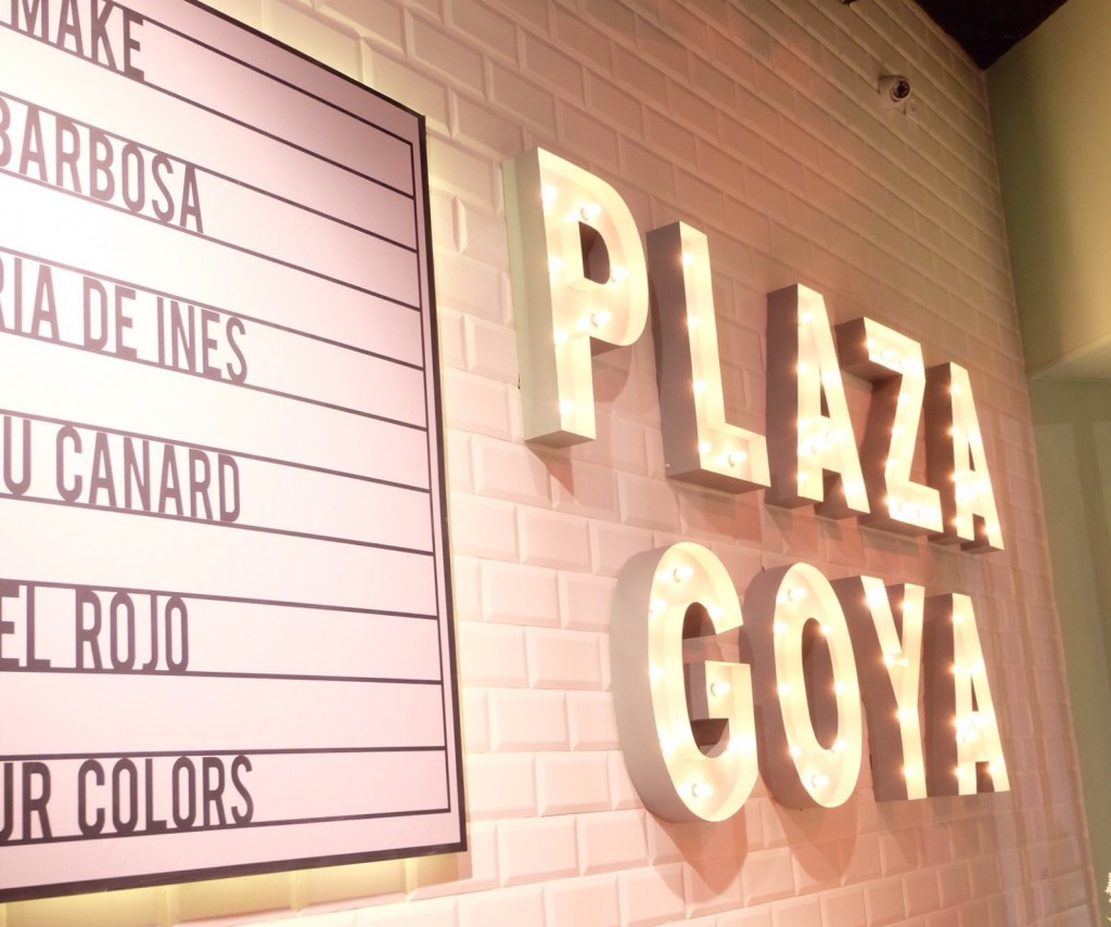 Inauguración del espacio multifood Plaza Goya en Zaragoza. Blog de Zaragoza Increíble pero cierzo