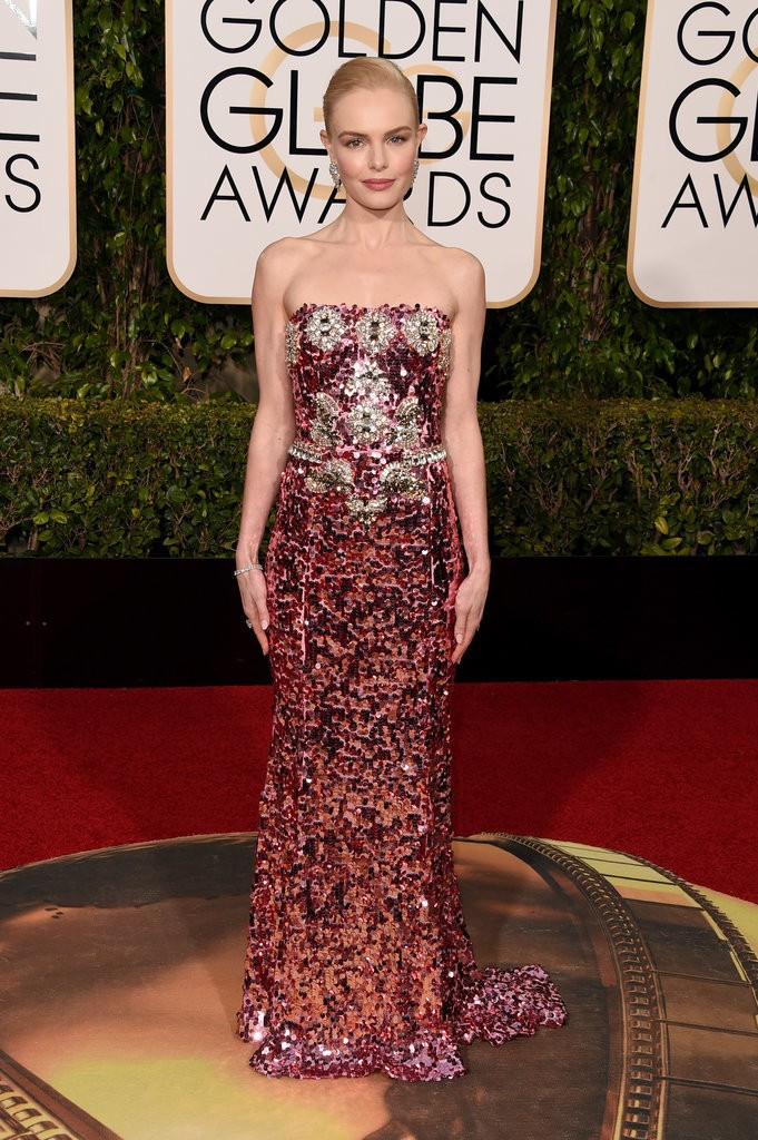 Kate-Bosworth-Dress-Golden-Globes-2016´D&G increible pero cierzo