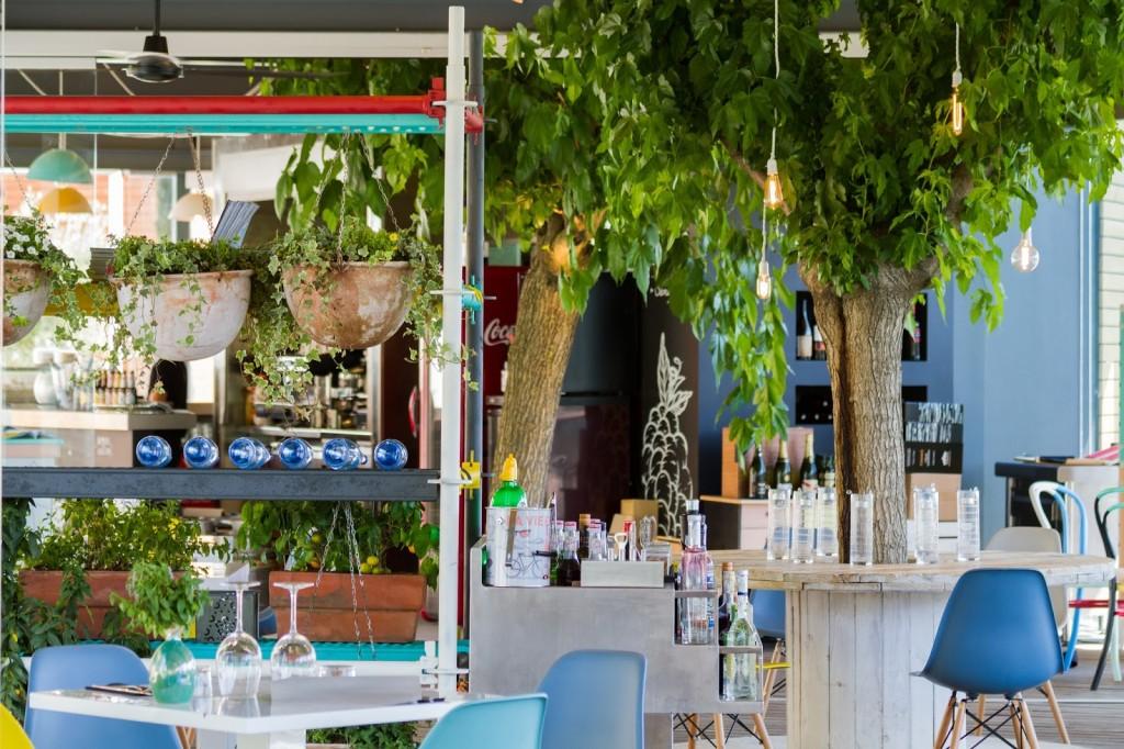 Resto Bar Lavalle del Mercado del Puerto de Puerto Venecia Zaragoza. Increible pero cierzo