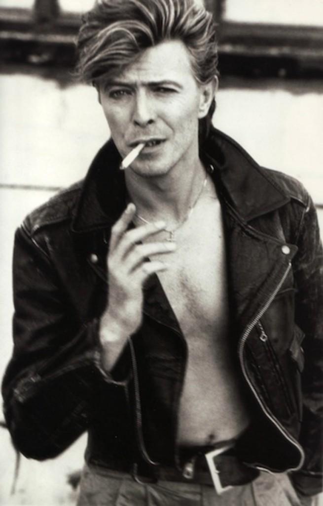 Las mejores fotos de David Bowie por el blog de moda increible pero cierzo de laguiago.com