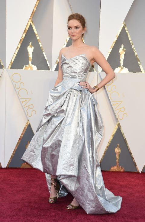 lily cole peor vestidas oscars en el blog de moda increibleperocierzo