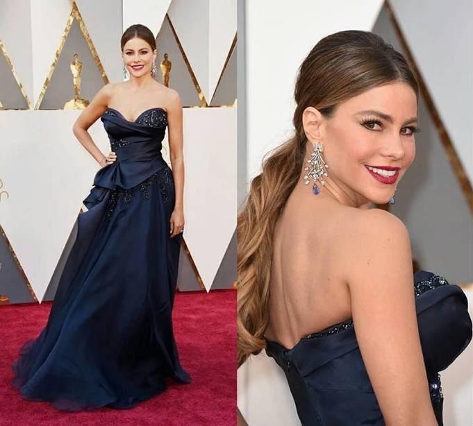 sofia vergara entre las peor vestidas de los socas 2016 por el blog de moda increíble pero cierzo de laguiago