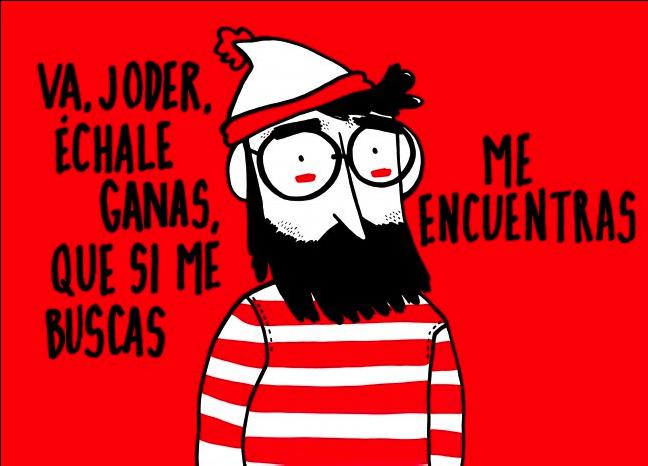 Ilustracion de Sentimenal Alfonso Casas