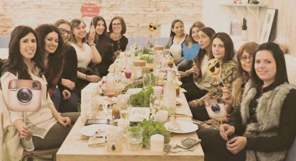 Club de las meriendas molonas en Zaragoza en Sofood Zaragoza por el blog de moda y eventos increíble pero cierzo