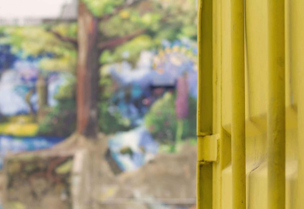 Las Armas solares creativos y ruta de graffitis en Zaragoza. Blog sobre sitios bonitos de Zaragoza Increíble pero cierzo.