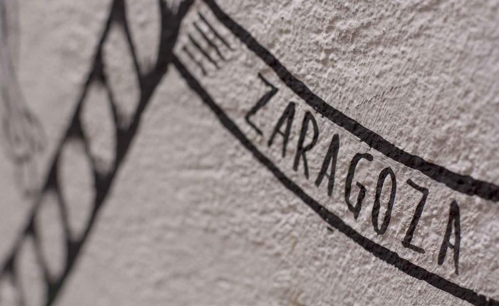Graffitis en el barrio de Las Armas de Zaragoza en el blog Increible pero cierzo laguiago.com