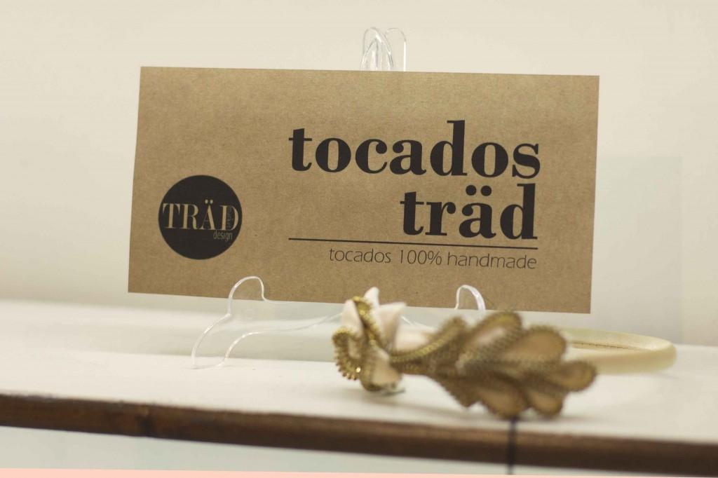 Tocados Trad Market en Zaragoza en el evento Hola Primavera. Blog de moda increible pero cierzo