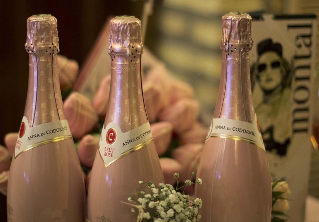 Champagne y fresas con chocolate en Montal Gourmet Zaragoza con Anna de Codorniu y Kachonwaa y un grupo de bloggers Zaragoza. Fotos increíble pero cierzo laguiago.com