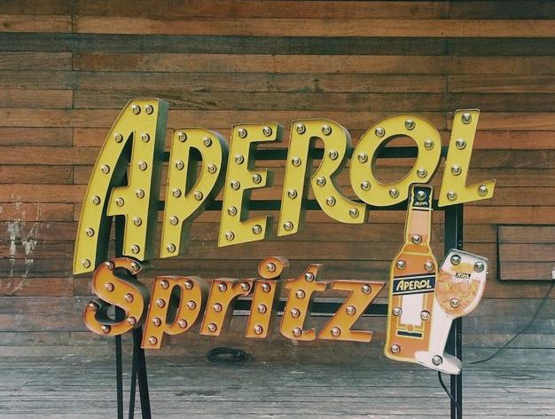 Apero Spritz catatruck food truck en Las Armas Zaragoza por increíble pero cierzo