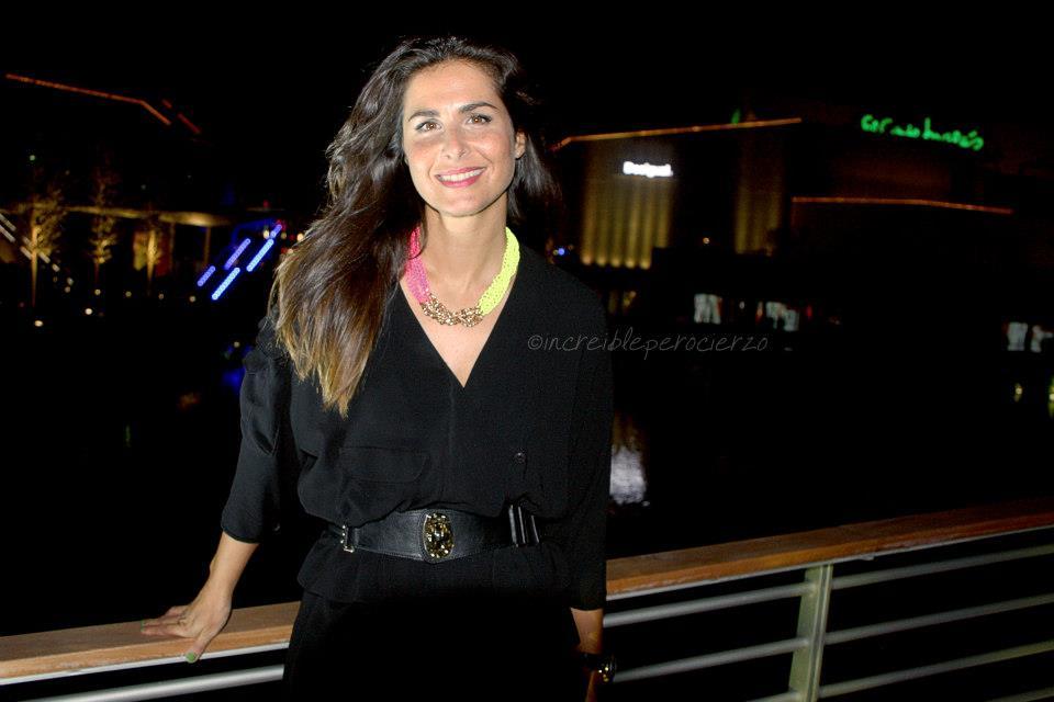 Inauguración shopping resort Puerto Venecia Zaragoza con Nuria Roca. Blog de lifestyle de Zaragoza increíble pero cierzo