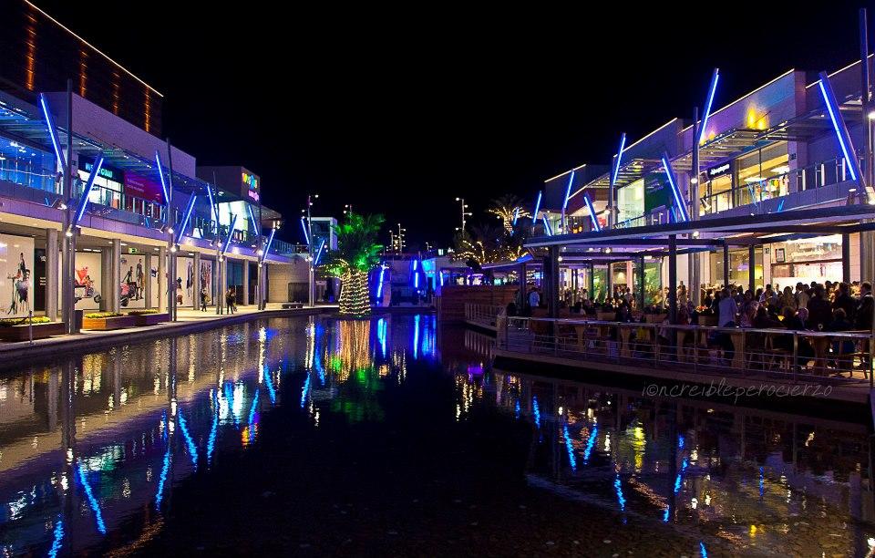 Inauguración shopping resort Puerto Venecia Zaragoza. Blog de lifestyle de Zaragoza increíble pero cierzo