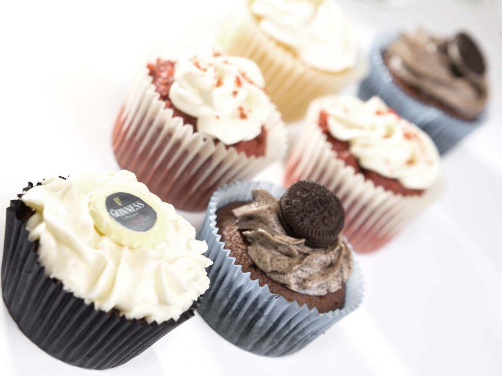 cupcakes con un poco de azucar zaragoza