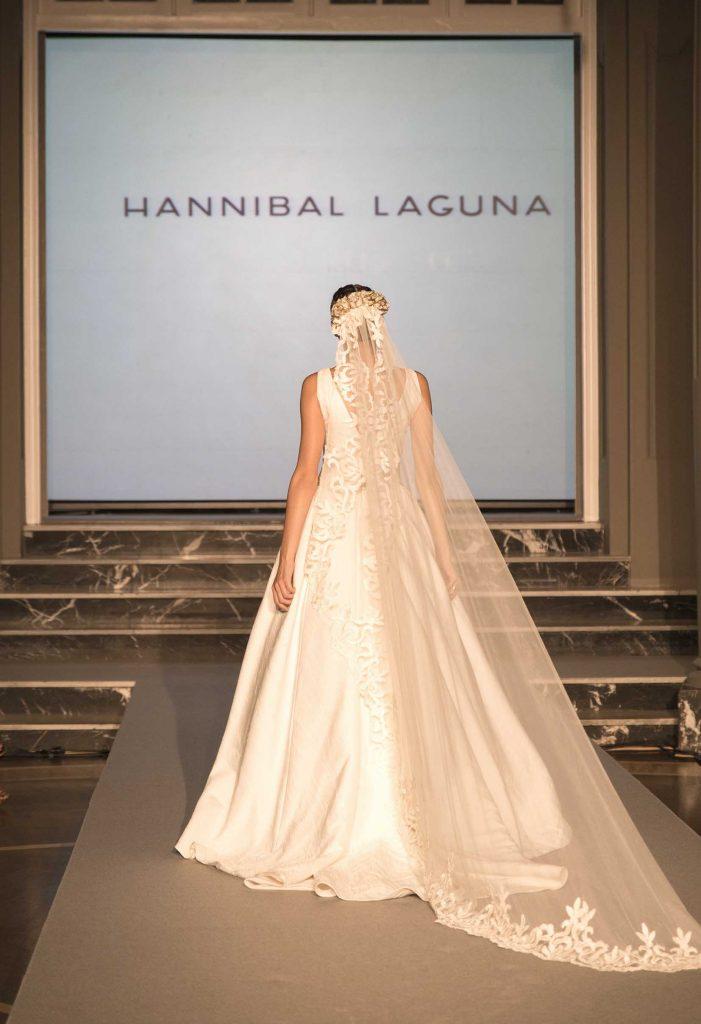 Desfile moda nupcial Hannibal Lagunaen Gran Hotel Zaragoza por el blog de moda increible pero cierzo