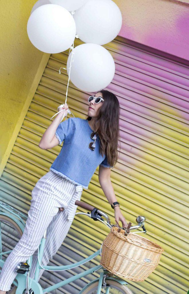 Bici Bobbin La Pomada en Las Armas Zaragoza en el blog de moda y lifestyle zaragoza increible pero cierzo