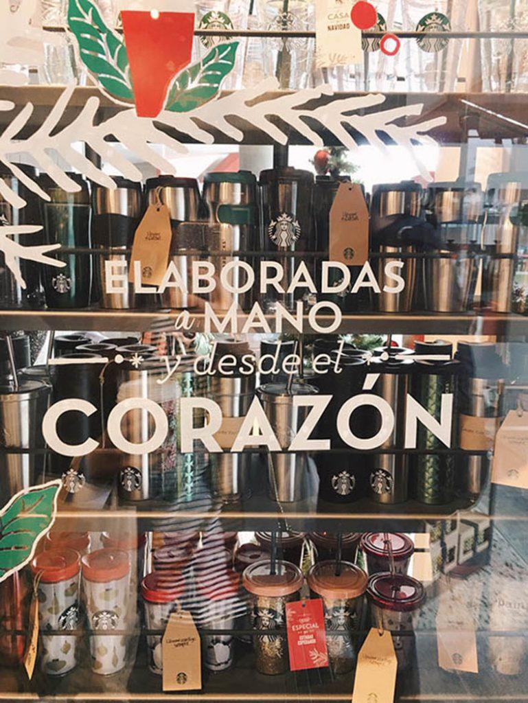 Starbucks Zaragoza en el blog de lifestyle increible pero cierzo de laguiago.com