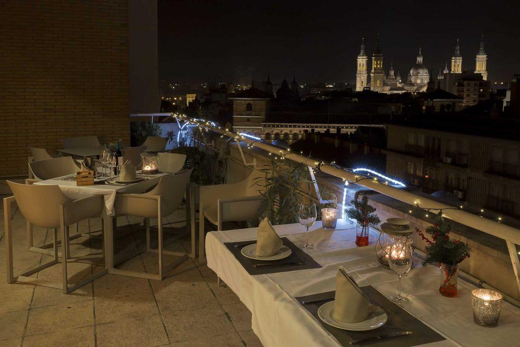 mejor terraza de zaragoza los girasoles zaragoza en el blog de lifestyle increíble pero cierzo