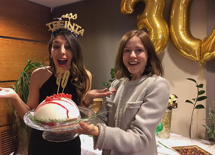 30 cumpleaños Los Girasoles Zaragoza con Bakery Cakes, Party Party Zgz, Luis The Marinero y Bodegas Valdepablo en el blog de lifestyle increíble pero cierzo