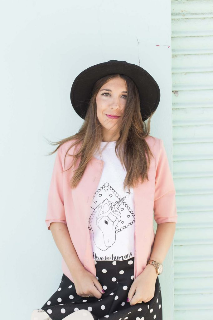 camiseta de unicornios Sweet Mamma Trademark en el blog de moda increible pero cierzo