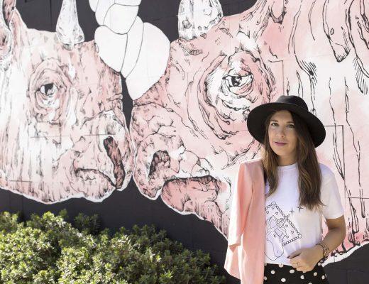 camiseta unicornio en festival asalto Zaragoza rinocornios