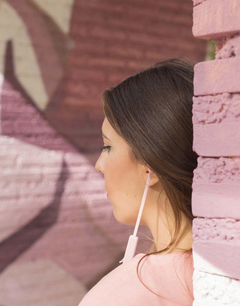 AURICULARES bluetooth rosas SUDIO SWEDEN EN EL blog de moda increible pero cierzo