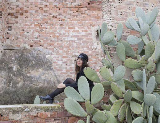Camiseta cactus Offset Collage en el blog de moda Increíble pero cierzo