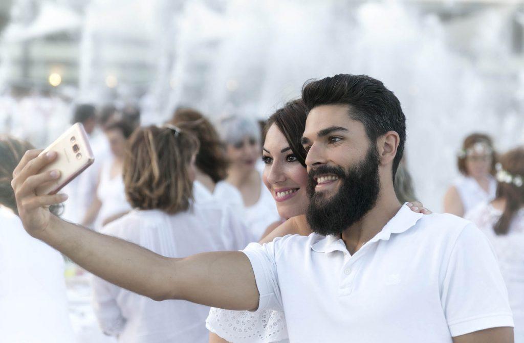 Cena en blanco 2017 zaragoza en el blog de moda y lifestyle increíble pero cierzo