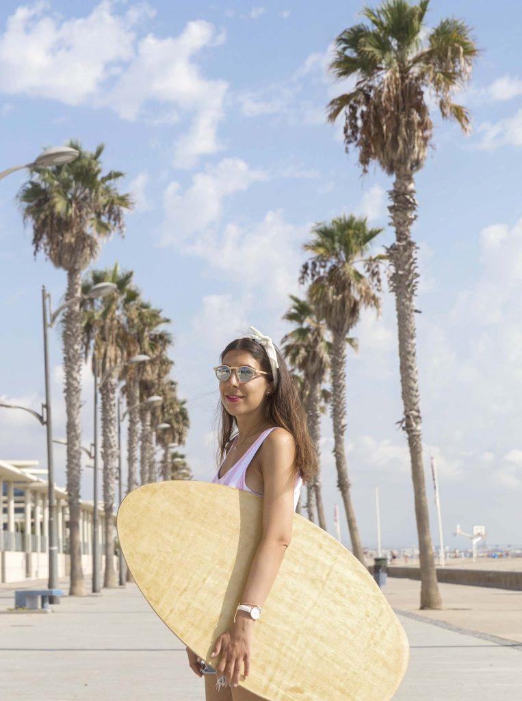 ook de verano en Playa de la Patacona de Valencia