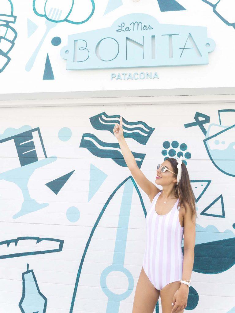 Look de verano en La Mas Bonita de Valencia