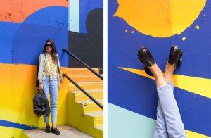 Festival Asalto 2017 Zaragoza, graffiti Zest en el blog de Zaragoza Increíble pero cierzo. Gafas de sol Monglam y zapatos Melissa Shoes