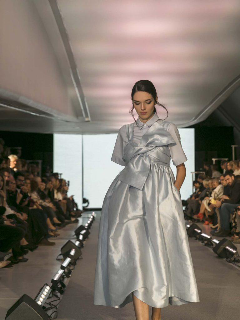 Desfile Bee Lion Fashion Runway 2017 Zaragoza con The 2nd Skin Co en el blog de moda increíble pero cierzo