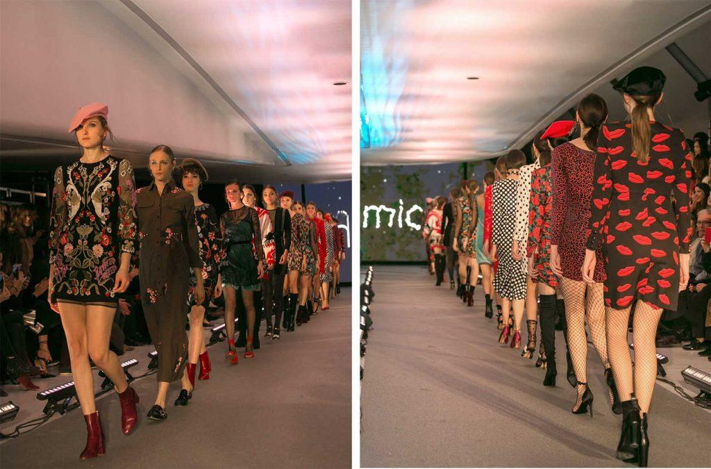 Desfile Bee Lion Fashion Runway 2017 Zaragoza con Mioh en el blog de moda increíble pero cierzo