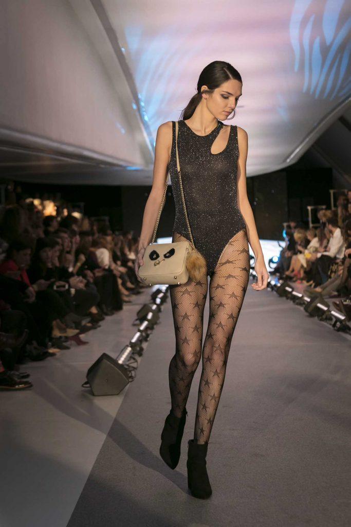 Desfile Bee Lion Fashion Runway 2017 Zaragoza en el blog de moda increíble pero cierzo