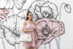 Graffiti Erica con C Zaragoza en el blog de moda increíble pero cierzo