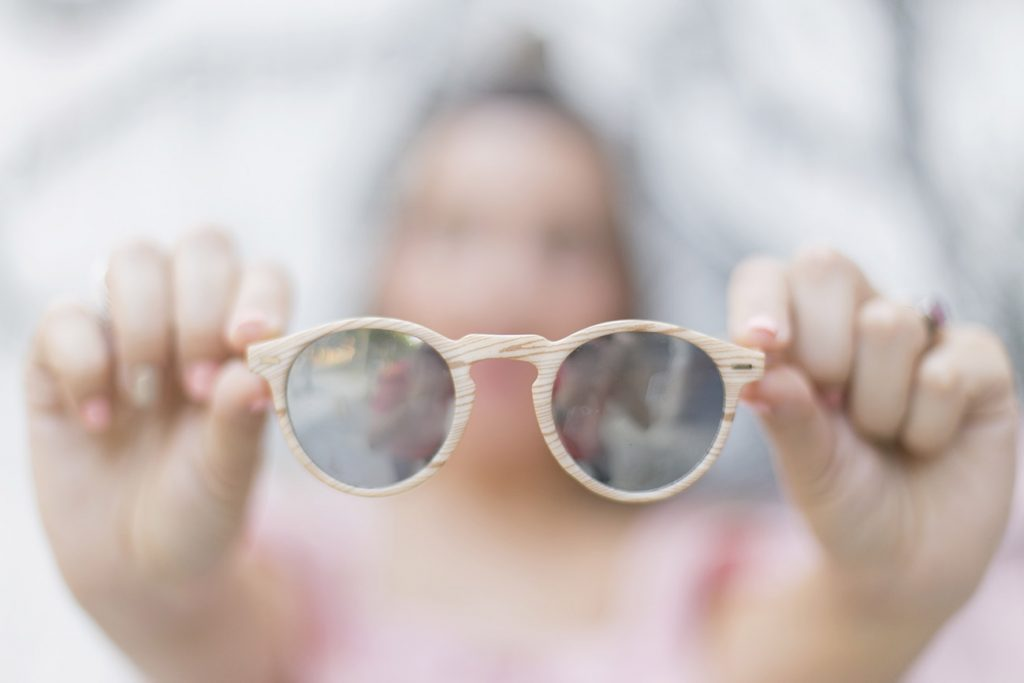 Gafas DFranklin. Blogger de moda Increíble pero cierzo