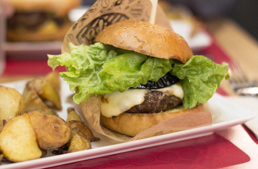 Goiko Grill Zaragoza Francisco Vitoria hamburguesa especial Cinque Terre