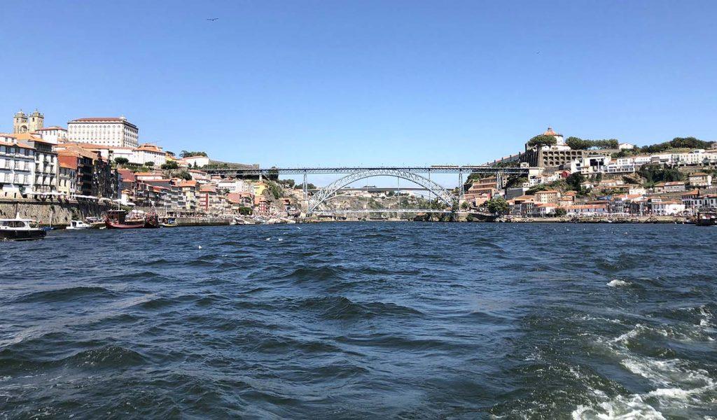 Quimera Douro excursion en yate en Oporto