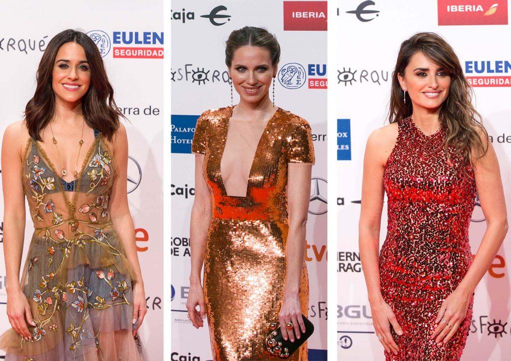 Mejor vestidas de los premios forque 2019